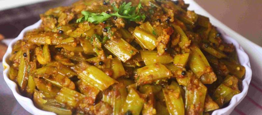 Gawar ki Sabji Recipe