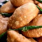 Moong Cheese Kachori