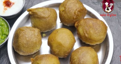 farali bataka vada recipe