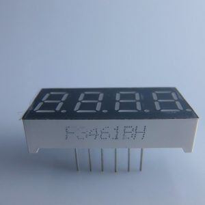 4 digits 7 segment LED Digitale white color Arduino compatibile