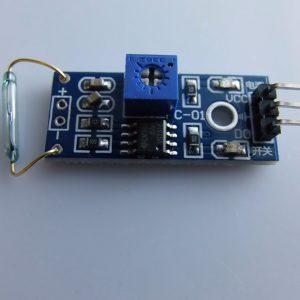 Reed Sensore Modulo magnetron Modulo reed Pulsante MagPulsante per Arduino
