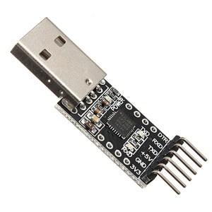 Convertitore da USB 2.0 a Seriale TTL RS232 a 5 pin con CP2102 arduino The Modulo CP2102 USB to TTL