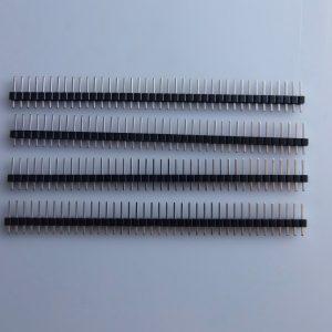 4 Pezzi Header Pin Maschio 2.54 1*40 Arduino 4 PEZZI