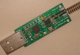 CC1100 wireless Modulo (wireless USB Modulo)