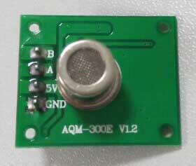 Modulo qualità aria (odore) sensore AQM 300E per Arduino