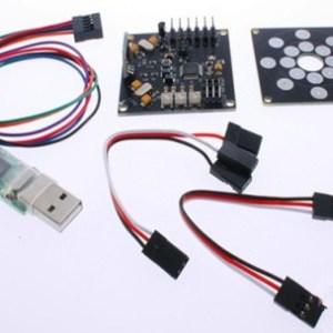KK multicopter V5.5 Controller Black Board V2.1 Program