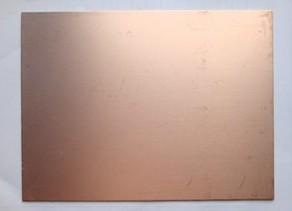 Double Side Fiberglass PCB board 20*30cm Thickness 1.5mm
