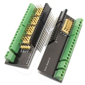arduino Screw Shield V1 Compatibile Arduino Uno R3 estensione adattatore morsettiera connettori