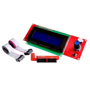 3D printer Reprap Ramps V1.4 polou A4988 smart 2004 20*4 LCD controller