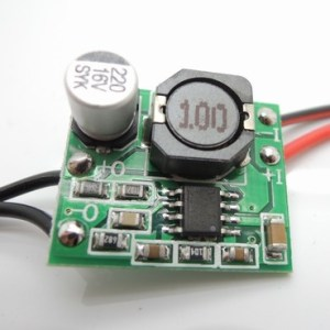 MP2307 DC-DC step-down power Modulo 12V turn 5V3A with cord KIS-3R33S