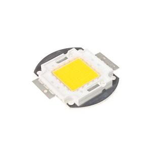 Chip Led Bianco 20W 1800-2000 Lumens 6000-6500K 32-34V 500-600MA