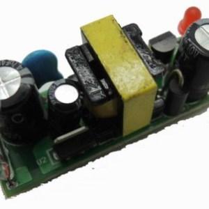 5V 600mA Pulsanteing Alimentatore board Modulo di Alimentazione 3W LED board power