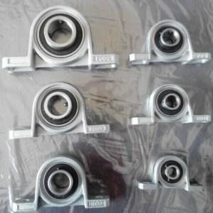 KP001 12-ID Cuscinetto in lega di zinco Miniature Vertical Cuscinetto