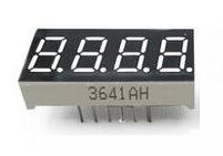 4 Digit 7 Segment LED Common Catode