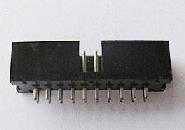 5 Pezzi DC3-26P 26 feet 2.54MM Pitch 2*13P JTAG ISP Interfaccia socket