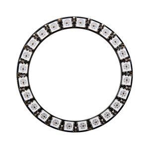 Neopixel 24 WS2812 5050 RGB LED Ring