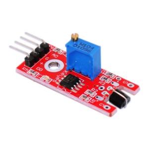 Metal Touch Sensore