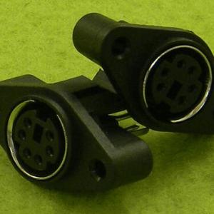 PS2 6pins 180 Degree Socket