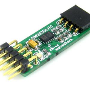 LSM303DLHC Board E-compass 3D Digitale Magnetometer Scheda di Sviluppo Modulo Kit
