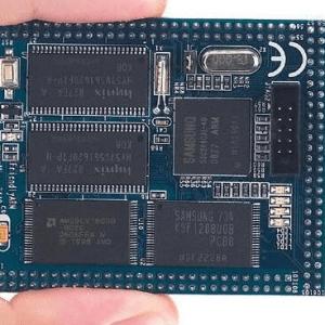Micro2440 arm S3C2440 core board Scheda di Sviluppo AR256M NandFlash