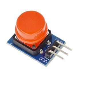 Modulo Pulsante 12x12mm arduino switch interruttore High Level Output