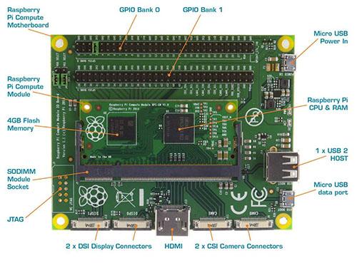 R5000 Computer Interface Electronic Circuit Diagram