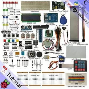 raspberryitalia freenove rfid starter kit for raspberry pi model 3b 3b 3a 2b 1b 1a zero 1