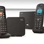 Gigaset C570 e A540 IP, cordless già pronti per la fibra - TechFromTheNet