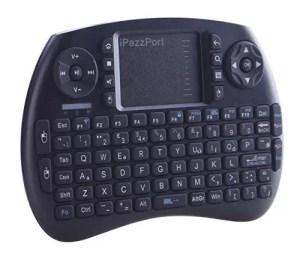 raspberryitalia ipazzport i8 mini wireless tastiera qwerty 24 ghz mini tastiera senza