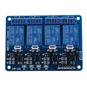 raspberryitalia modulo rele toogoor arduino ttl modulo di rele 5v 4 canali