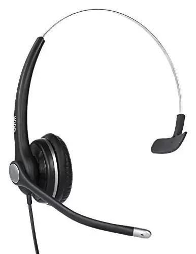 raspberryitalia snom headset a100m for d3x57x0d7x5 phones 300 flexible boom passive
