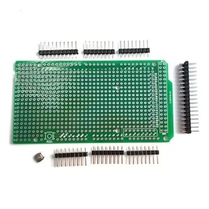 raspberryitalia wingoneer prototype pcb for arduino mega 2560 r3 shield board diy