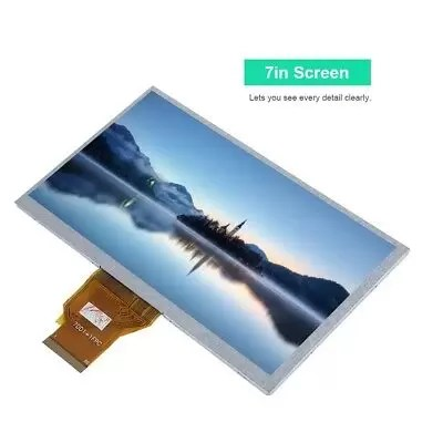 "7"" Touch Screen Resistivo LCD HDMI 800*480 Per Display Raspberry Pi"