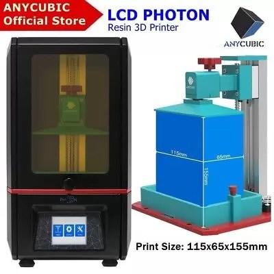 "ANYCUBIC Stampante 3D SLA Photon 405nm UV Resina LCD polimerizzante TFT da 2,8 """