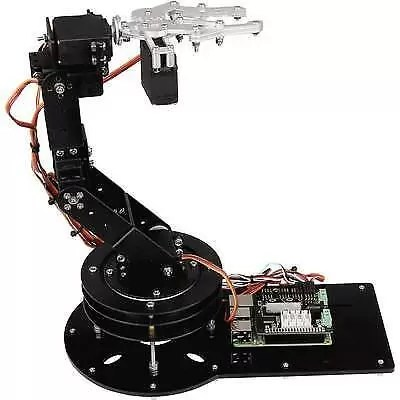 Joy-it Raspberry Pi® 3 Kit robot 1 GB Incl. Sistema operativo Noobs, Incl. alime