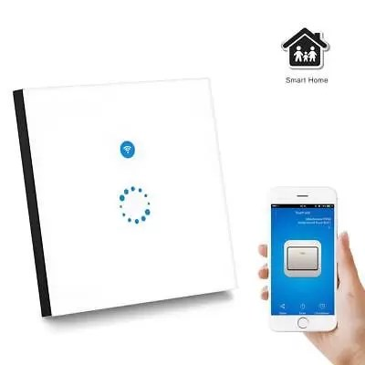 Sonoff WiFi Smart Touch Switch Pannello Google Home and eWeLink APP Controllo...