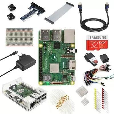 V-Kits Starter Kit Definitivo Raspberry Pi 3 Model B+ (Plus) –Edizione (m1n)