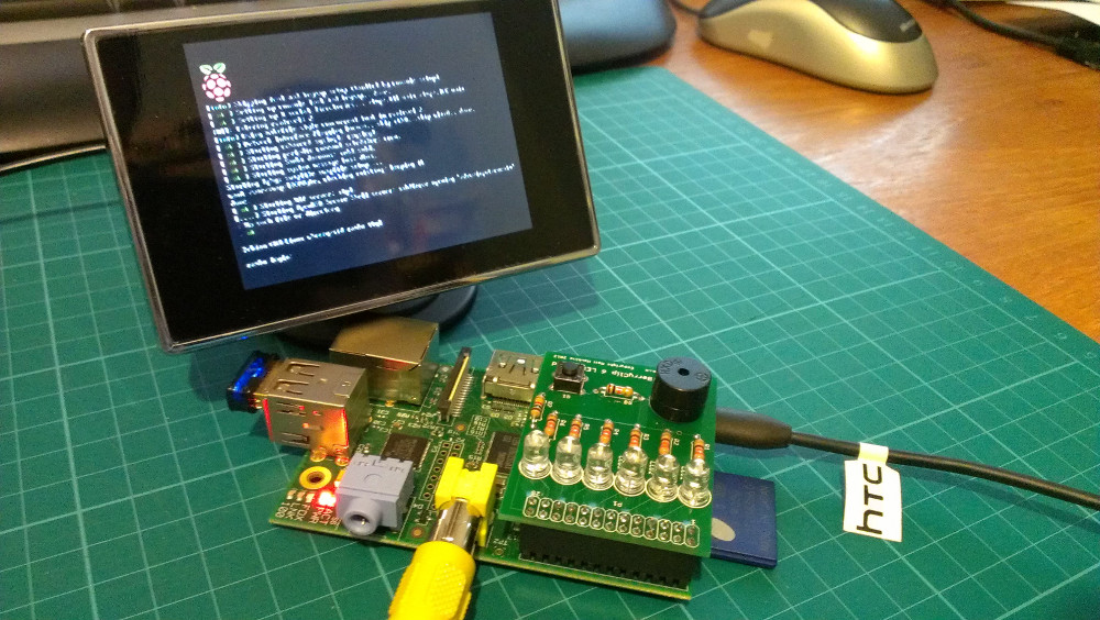 Tft Lcd Color Monitor Wiring Diagram Top 10 Things To Connect To Your Raspberry Pi