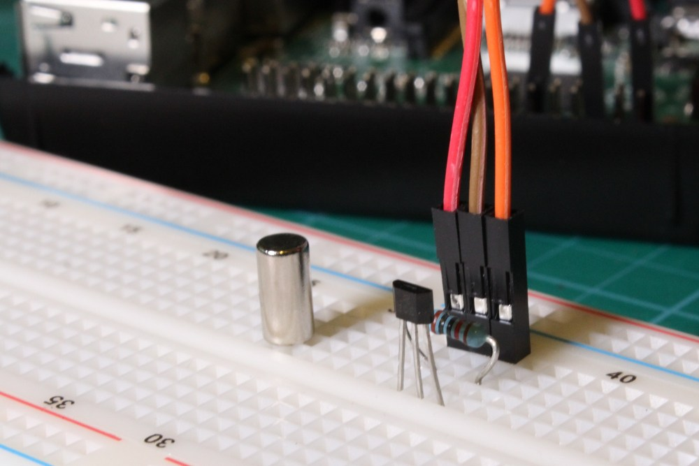 medium resolution of how to use a hall effect sensor with the raspberry pi