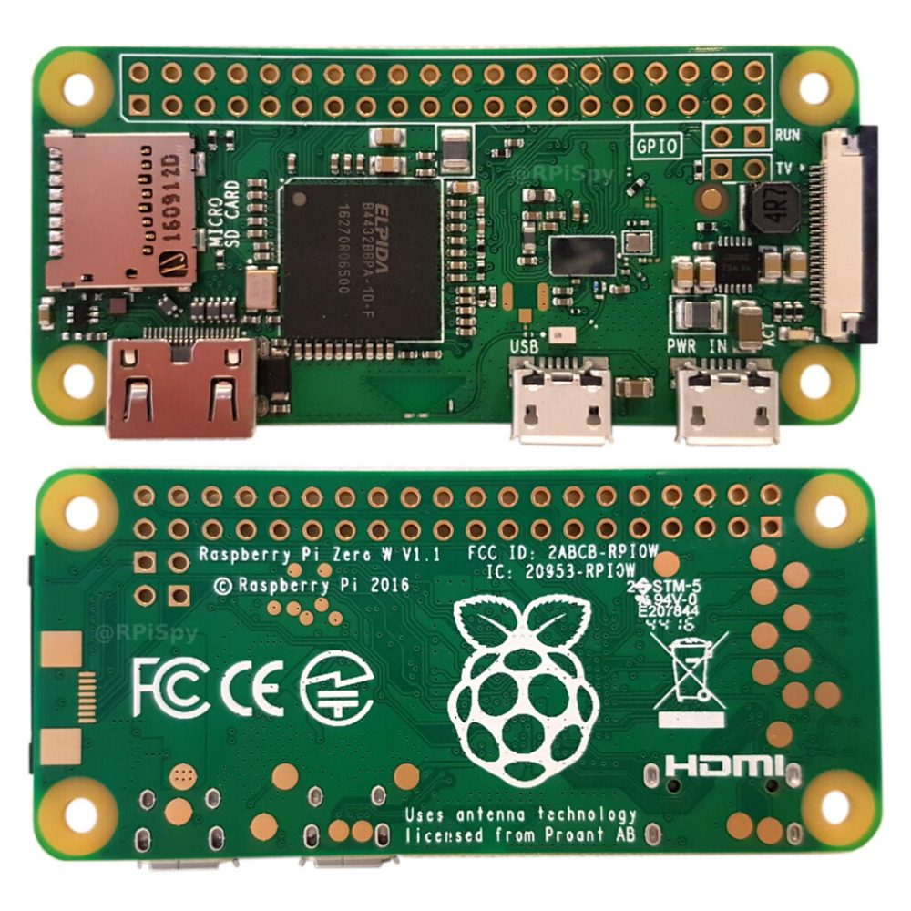 medium resolution of pi zero w front and back