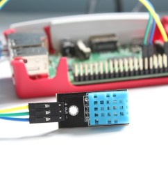 dht11 temperature and humidity sensor and the raspberry pi [ 1200 x 800 Pixel ]