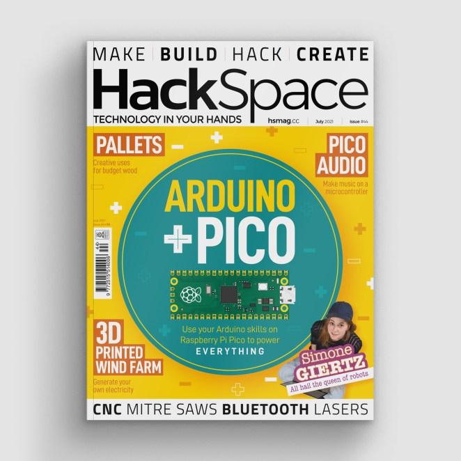HackSpace 44 cover