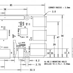 Raspberry Pi 3 Model B Wiring Diagram 2001 Chevy Malibu Ls Radio New Product Launch Introducing Mechanical Specs