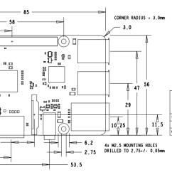 Raspberry Pi 3 Model B Wiring Diagram Jaguar X Type Parts Schematic Forums Is It The Mechanical Specs