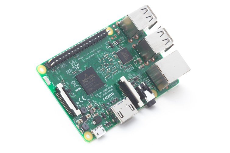 SBC Raspberry Pi 3 Model B