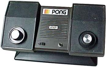 Consola Atari Pong