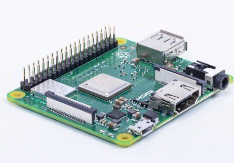 Novíssimo Raspberry Pi 3 Modelo A+(Potente e compacto)