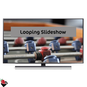 Looping SlideshowPi