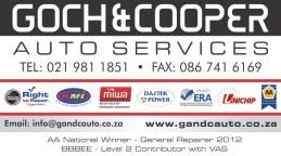Goch & Cooper