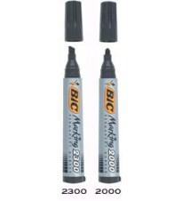 MARKER PERMANENT KOSI VRH BIC 2300 PLAVI 3.7-5.5mm